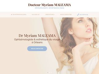 injection Botox Orléans, injection acide hyaluronique Orleans, toxine Botulique Orleans, injection Botox paupieres Dr MALEAMA