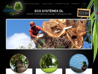 Eco Syst�mes DL, services d'am�nagement paysager