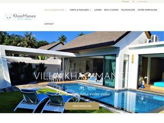 location villa luxe thaïlande