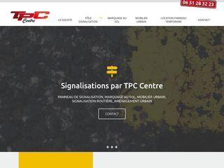 panneau de signalisation region centre