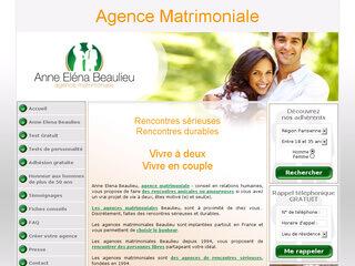Agence matrimoniale 91