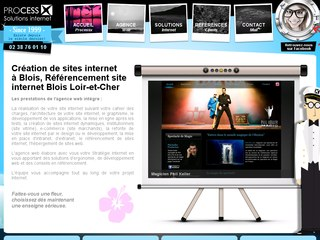 Creation site internet Blois