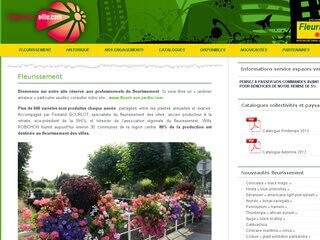 Fleurir sa ville, spécialiste du fleurissement des villes dans le Loiret