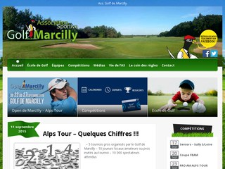 Association Sportive Golf de Marcilly