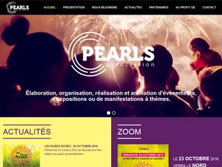 Association Pearls, organisateur d'évènements