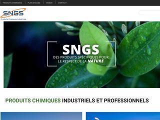 SNGS, produit chimique industriel et professionnel
