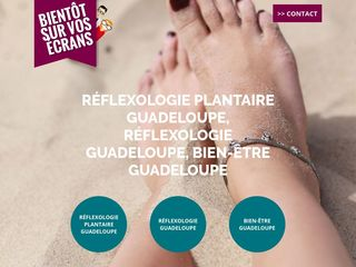 Réflexologie Plantaire Guadeloupe, Réflexologie Guadeloupe, Bien-être Guadeloupe, Réflexologue Guadeloupe