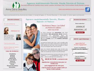 agence matrimoniale 73