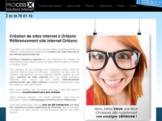 agence web orleans