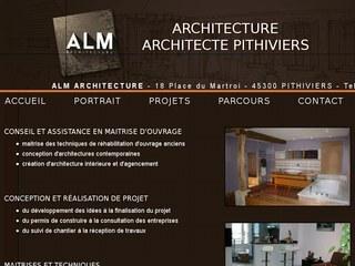 architecte orleans