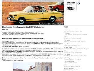 bmw 2002, club bmw, club horizon, bmw 02 forum