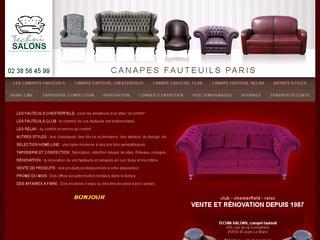 canapé chesterfield, fauteuil club, fauteuil chesterfield, renovation chesterfield