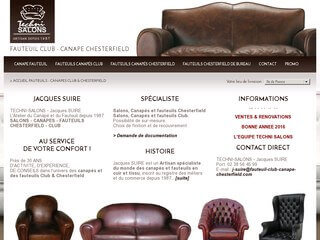 canapé chesterfield, fauteuil chesterfield, fauteuil club chesterfield, renovation chesterfield
