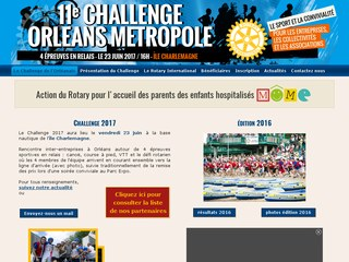 challenge orleans metropole