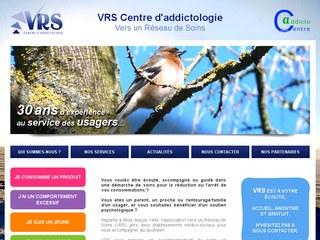 VRS, centre de soin CSAPA  - accompagnement addictologies, dont Addictologie drogue