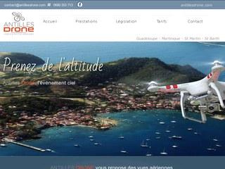 drone guadeloupe, drone martinique, formation drone guadeloupe, drone antilles