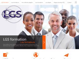 LGS formation, organisme spécialisé dans l'enseignement personnalisé des langues étrangères