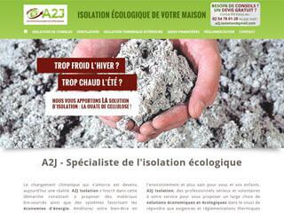 isolation combles loir et cher, isolation combles aménagés sous chevrons, isolation extérieure blois, isolation ecologique Blois