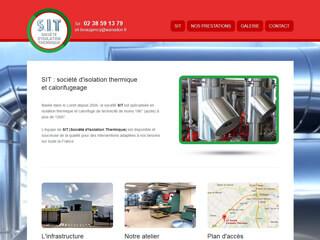 isoxal, isolation thermique loiret, entreprise calorifuge, isolation thermique orleans