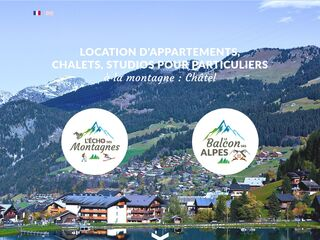 location appartement chatel particuliers