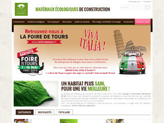 ECM, �cologie Construction Mat�riaux