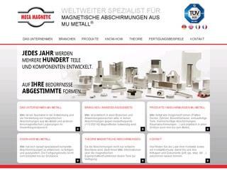 Meca Magnetic : mu-metall, mumetall, mu metall