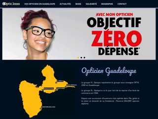 opticien guadeloupe