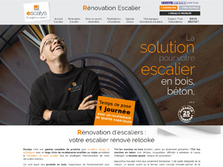 renovation escaliers orleans