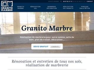 renover sol granito marbre