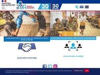 service militaire adapté Guadeloupe