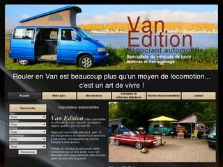 van véhicule, véhicule van, van 5 places, van t4