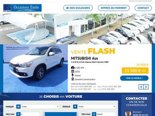 voiture occasion guadeloupe